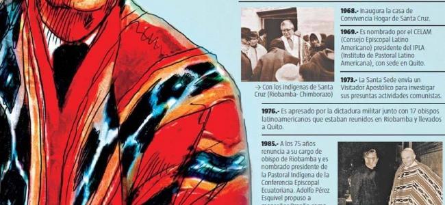 Natalicio Mons. Leonidas Proaño